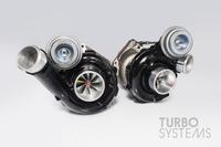 Mercedes-Benz 63 AMG улучшенный турбокомпрессор (комплект)