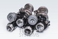 Mercedes-Benz M176/M177/M178 улучшенный турбокомпрессор (комплект)