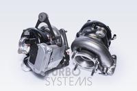 Porsche 911.2 Turbo S 3.8 улучшенный турбокомпрессор (комплект)