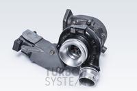 BMW N47D20 (с 2007 года) улучшенный турбокомпрессор