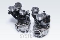 Mercedes-Benz AMG E63 S улучшенный турбокомпрессор