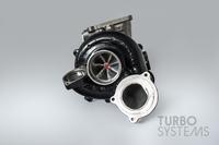 BMW M57D30TU2 улучшенный турбокомпрессор