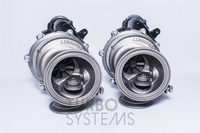 BMW N63TU улучшенный турбокомпрессор