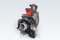 Audi / Volkswagen 3.0 TDI (2012 - 2014) улучшенный турбокомпрессор
