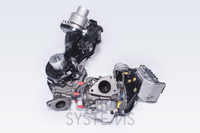 Audi A8 4.2 TDI (D4) улучшенный турбокомпрессор