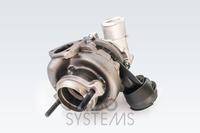 BMW M57D30 улучшенный турбокомпрессор
