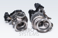 BMW N63 (G chassis) улучшенный турбокомпрессор