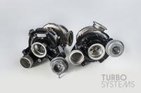 BMW S63 улучшенный турбокомпрессор (комплект)
